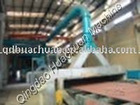 Vertical Steel Plate sand polisher machine