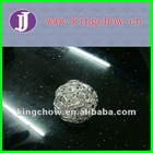 july hot sale decorative diameter 12mm-10cm iron Waves ball