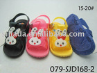 air blowing shoes ,air blowing sandal , pcu child sandal