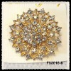 2012 best selling rhinestone brooch