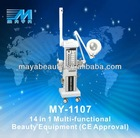 guangzhou factory MY-1107 14in1 Multi-functional Beauty instrument(CE)