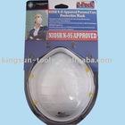 2pcs Personal Care Non-Woven Protective Mask
