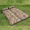 Forest camouflage inflatable mattress for outdoor travel