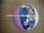 3 Color Inflatable Beach Ball