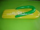 2011 hot-selling surfboard/ baby air mattress/ air surf rider/ PVC kickboard