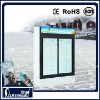 508L/708L/1000L Luxury Refrigerated Supermarket Showcase/ display refrigerator showcase