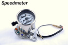 Stainless Steel Monkey Bike parts Minibike scooter Speedometer/speedmeter SPM-002