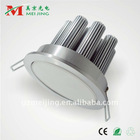 strong and beautiful cryatal molder led ceiling light for shopping mall