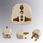 ABS Universal 3 pin UK Adapter