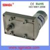 high torque low rpm gear motor