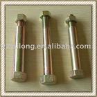 Shock absorber screws