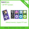 Best-selling 1.8 inch driver mini mp4 player with good quality