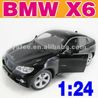 1:24 RC X6 Small Toys Car O-846