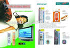 TV AND DVD ,SAT Remote Control,for all brands and all country