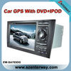 Car DVD player for AUDI A6 with RDS and Canbus (EW-SA703DG)