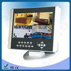 "15""Color LCD Monitor 4CH H.264 DVR with Network"