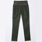 plus size 2012 spring cargo pants for women