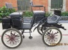 US style big marathon horse cart with tool box
