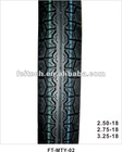 SHAOXING FEITECH 2.50-18/2.75-18/3.25-18 Motorcycle Tubeless Tyre