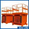 Stationary hydraulic lift platform SJG1-10
