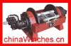 40 Ton Hydraulic Compact Truck Winch For Wagon Tugger Winch