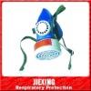 single cartridge chemical respirator