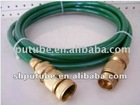 MICO 50ft Polyurethane garden hose with fittings