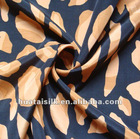 Vietnam Silk Fabric with fabric printing (0903267)