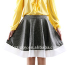 2012 newest Europe nets yarn joining-together short skirts