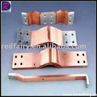 car traction battery flexible copper connector