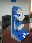 Min desktop display rack