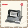 Rectangle shaped paper cutter