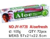 aloe toothpaste