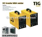 TIG200G AC/DC High quality inverter AC/DC tig welding machine