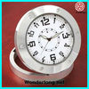 Table Clock DV Security Video Camera Mini webcam DVR Hidden Motion Detector