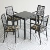 rattan garden furniture(DFRF13009)