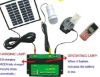 Low cost solar lighting system