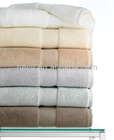fastness colorful towel