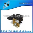Electronic parts laser lens Optical pick up Model KSS-213C for VCD Laser Pickups Lens