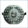 12 Connector LC/APC Fiber Optic Polishing Jig