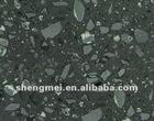 black crystal quartz stone -bench tops