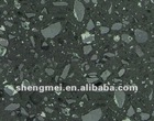 black crystal quartz stone -bench tops