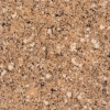Light Brown Color Artificial Quartz Stone