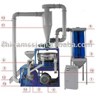 MSF-500 automatic plastic grinding mill