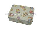 rectangle candy tin box packaging tin box