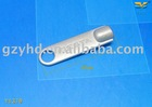 zipper slider with fashion puller