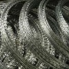Cheap Galvanized razor wire razor barbed wire bto-22 30 cbt-60 65(ISOfactory)