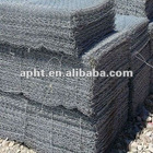 Hot dip galvanized gabion mattress (factory)