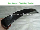 Carbon Fiber Trunk Spoiler, Carbon Fiber Spoiler for BMW E65
