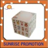 Custom Memo Cube